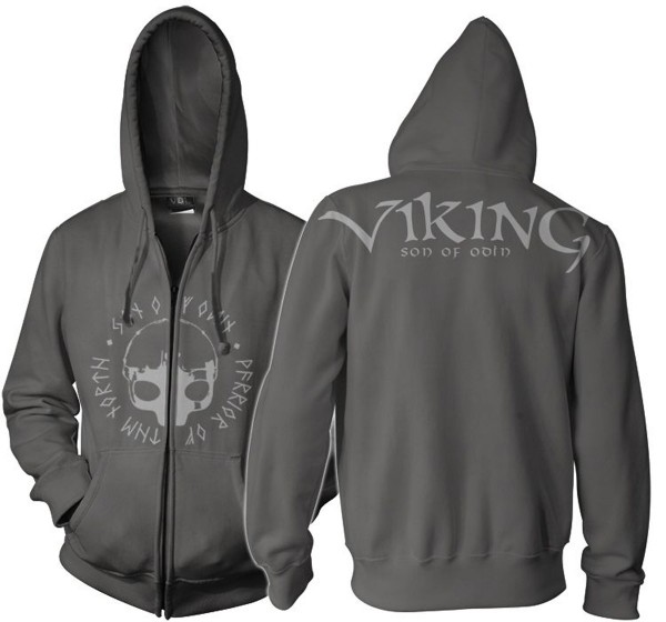 Viking Son of Odin - Kapuzen ZIP