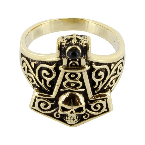Ring Thorunn Thors Hammer Bronze, 16